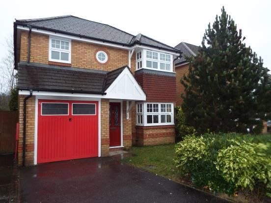 Thumbnail Detached house to rent in Patreane Way, The Drope, Cardiff