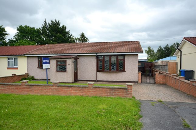 Thumbnail 3 bed semi-detached bungalow for sale in Mellor Way, Chesterfield