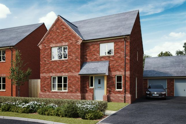 Thumbnail Detached house for sale in Plot 2, The York, Nup End Green, Ashleworth, Glos