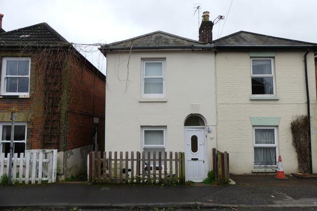 Thumbnail Semi-detached house to rent in Osborne Road, Totton, Southampton