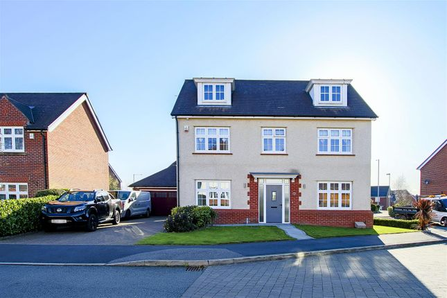 Thumbnail Detached house for sale in Burghfield Drive, Buckshaw Village, Chorley
