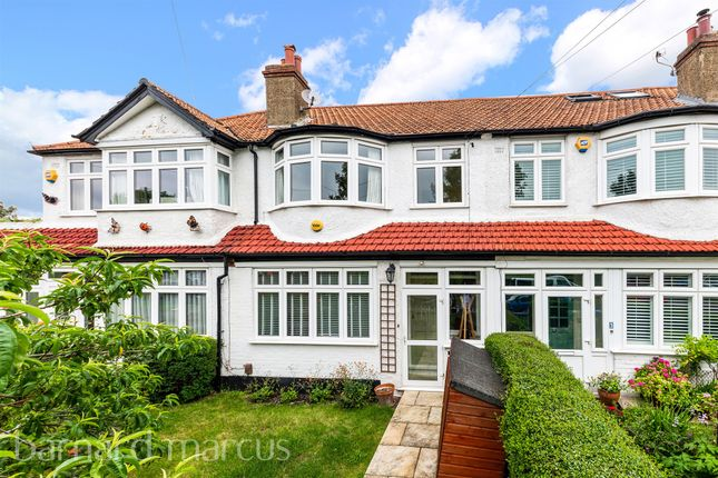 Thumbnail Terraced house for sale in Ladywood Road, Tolworth, Surbiton