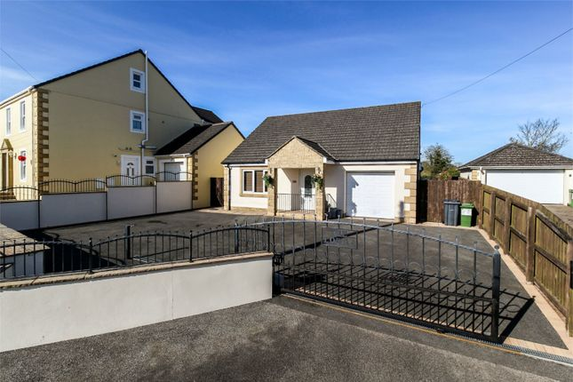 Thumbnail Detached bungalow for sale in The Lodge, Main Street, Dearham, Cumbria