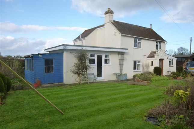 Thumbnail Cottage for sale in Cole Street Lane, Gillingham