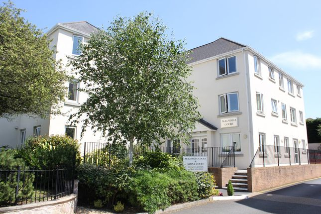 Thumbnail Flat for sale in Horn Cross Road, Plymstock, Plymouth