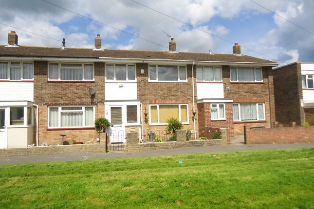 Thumbnail Terraced house to rent in Tytherley Green, Havant