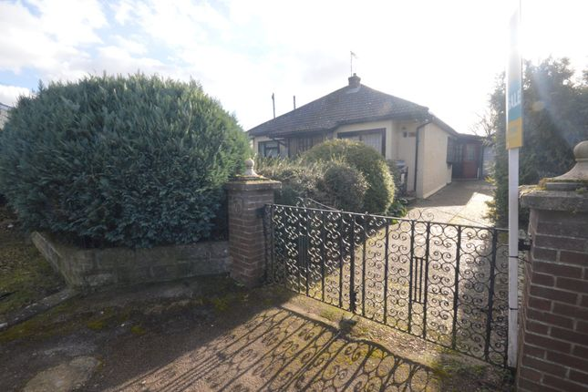 Thumbnail Detached bungalow for sale in Gunton Lane, New Costessey, Norwich