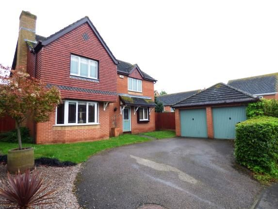 Thumbnail Detached house for sale in Fields End Close, Hampton Hargate, Peterborough, Cambridgeshire