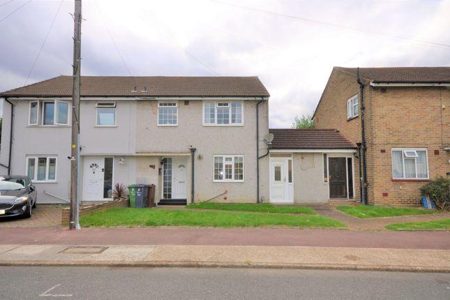 Thumbnail Semi-detached house for sale in Bosworth Road, Dagenham