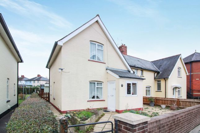 Thumbnail Semi-detached house for sale in Penyval Road, Abergavenny
