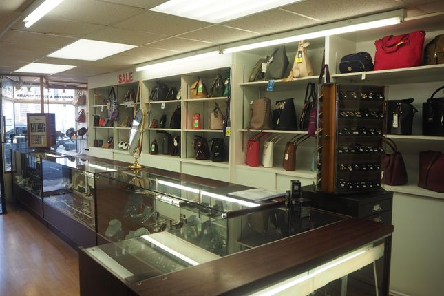 Thumbnail Retail premises for sale in Jewellers & Pawn Brokers BD19, West Yorkshire