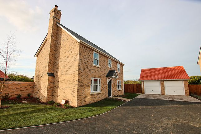Thumbnail Detached house for sale in Plot 2, Fordham