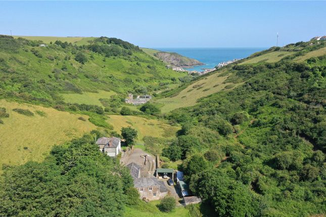 Thumbnail Country house for sale in Port Isaac, Cornwall