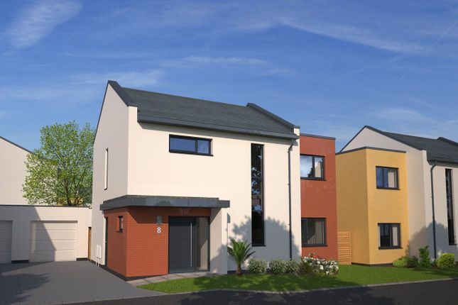Thumbnail Detached house for sale in The Retreat Drive, Topsham, Exeter