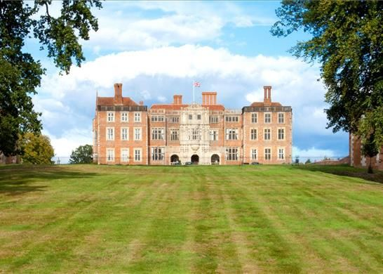Thumbnail Detached house for sale in Bramshill, Hook, Hampshire
