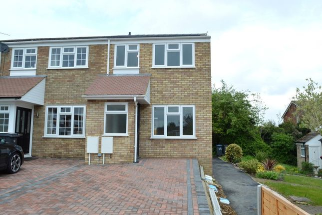 2 bed end terrace house for sale in Angus Close, Chessington, Surrey. KT9