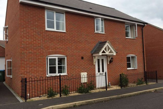 Thumbnail Detached house to rent in Ossulbury Lane, Aylesbury