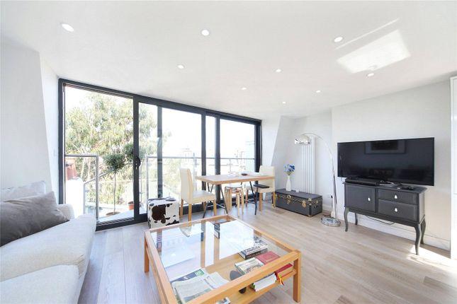 Thumbnail Flat to rent in Battersea Rise, Battersea, London