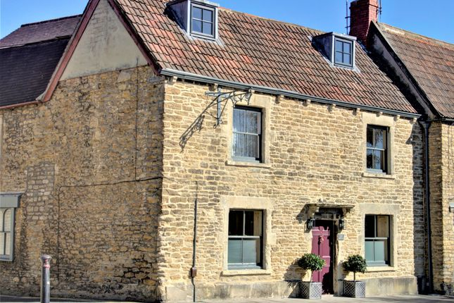 Thumbnail Terraced house for sale in Vallis Way, Frome