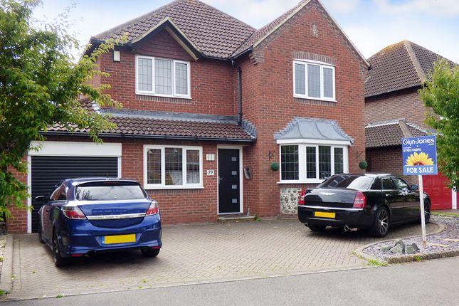 Thumbnail Detached house for sale in Windsor Drive, Rustington, Littlehampton