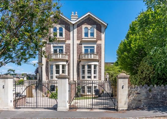 Thumbnail Semi-detached house for sale in Canynge Road, Clifton, Bristol
