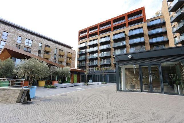 Thumbnail Flat to rent in Sirius House, Marine Wharf