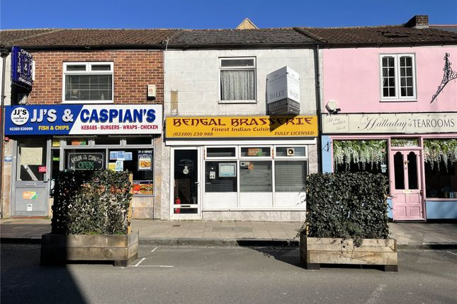 Thumbnail Restaurant/cafe to let in Bedford Place, Southampton, Hampshire