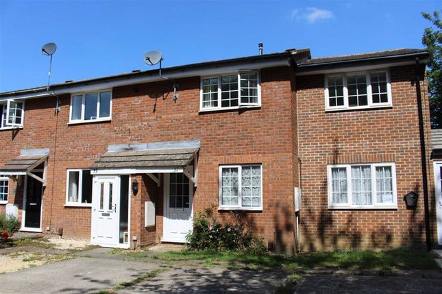 Thumbnail 2 bed end terrace house to rent in Constable Road, Swindon