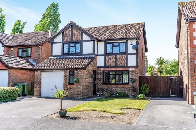 Thumbnail Detached house for sale in Waterside Park, Southampton, Hampshire