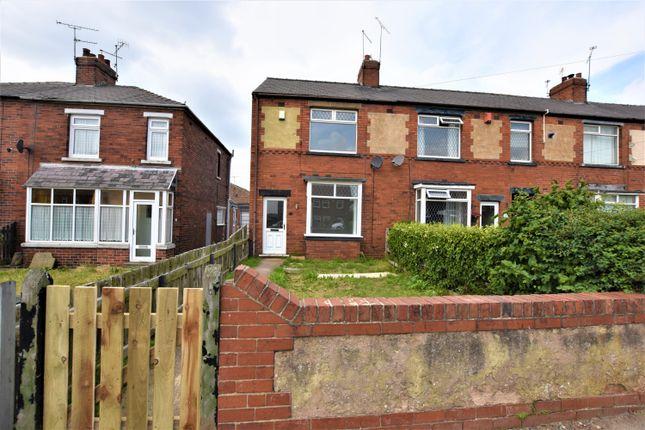 2 bed end terrace house for sale in Tingle Bridge Lane, Hemingfield, Barnsley S73