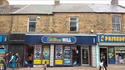Photo of William Hill, 56 Front Street, Stanley, County Durham DH9