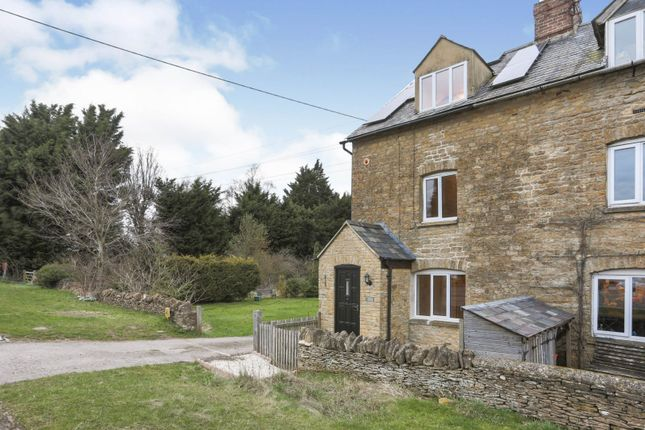 Thumbnail End terrace house for sale in Southcombe Cottages, Chipping Norton
