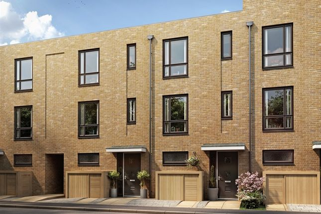 """Thumbnail End terrace house for sale in """"The Greyfriars"""" at London Road, Stanford-Le-Hope"""