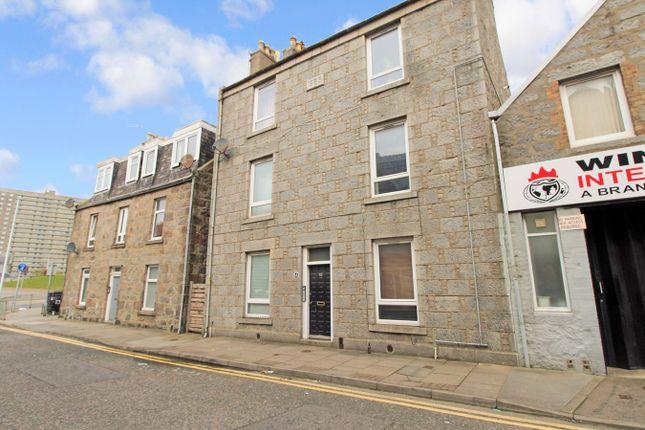 Thumbnail Maisonette for sale in Nelson Street, Aberdeen