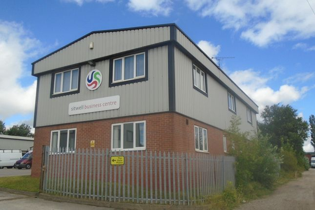 Thumbnail Office to let in Sitwell Business Centre, Heage Road, Ripley