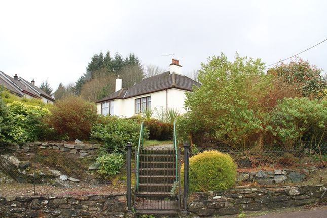 3 bed detached house for sale in St Clair Road, Ardrishaig, Argyll