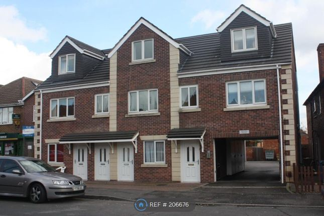 Thumbnail Flat to rent in Wood Road, Derby