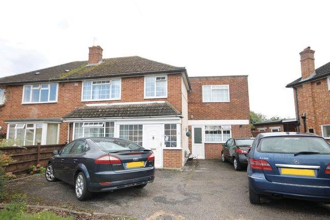 Thumbnail Semi-detached house for sale in Azalea Avenue, Kidlington
