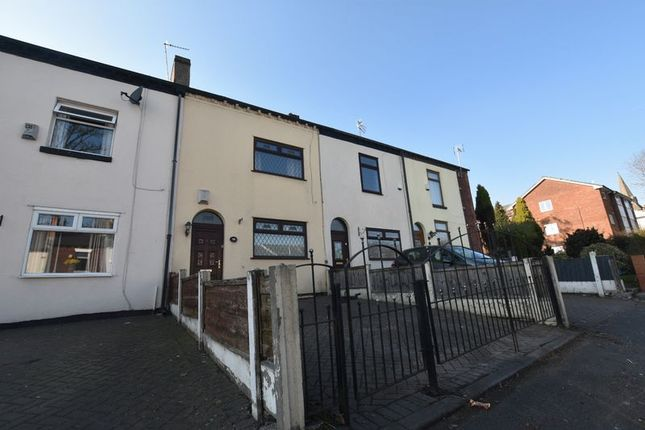 Thumbnail Terraced house to rent in Bolton Road, Walkden, Manchester