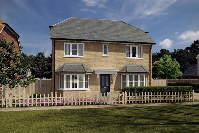 Thumbnail Detached house for sale in Hubbards Lane, Boughton Monchelsea