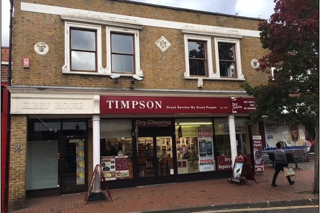 Thumbnail Commercial property to let in The Precinct, High Street, Egham