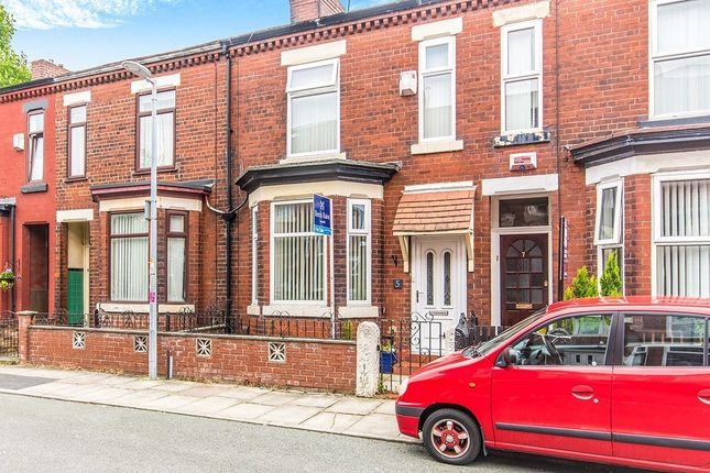 Thumbnail Terraced house to rent in Church Avenue, Salford