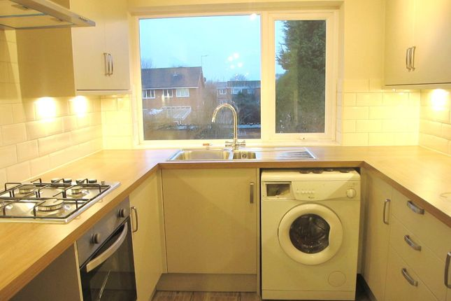 2 bed maisonette to rent in Withybrook Road, Shirley, Solihull B90