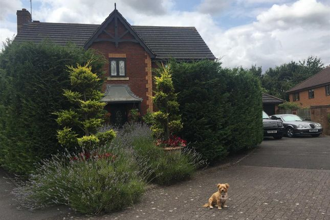 Thumbnail Detached house for sale in Tidworth Close, Swindon