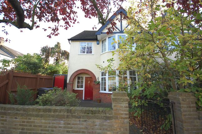 Thumbnail End terrace house for sale in Grove Avenue, Finchley, London
