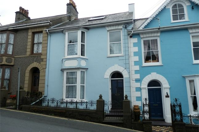Thumbnail Terraced house for sale in Hill Street, New Quay, Ceredigion