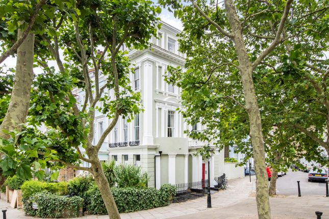 Thumbnail Flat for sale in Chalcot Square, London