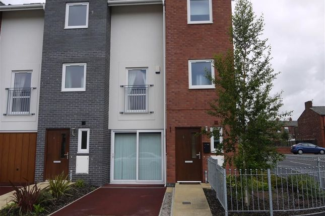 Thumbnail Terraced house to rent in Liberty Place, St Helens