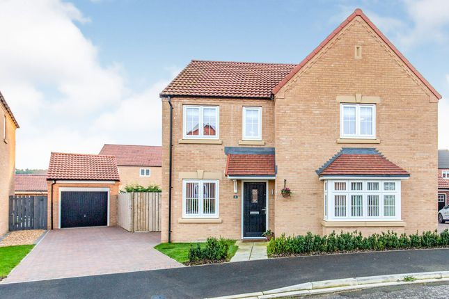Thumbnail Detached house for sale in Sybilla Grove, Yarm, Stockton On Tees