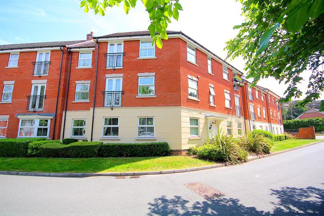 2 bed flat for sale in Old Station Road, Syston, Leicester LE7